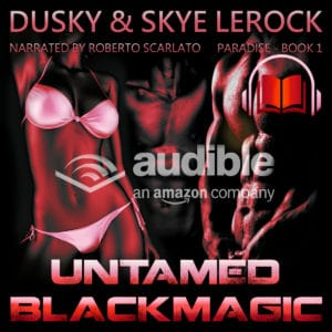Audible Audiobook, audio app, audioapp, by Dusky Skye LeRock
