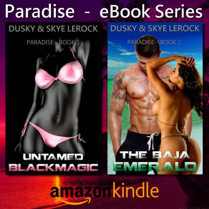 The Paradise Series – Erotica Mystery adventure FREE with KindleUnlimited
