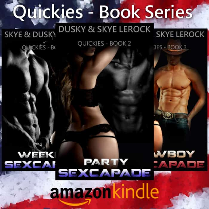 Freshen up your sex life with the Quickies Series eBook Bundle