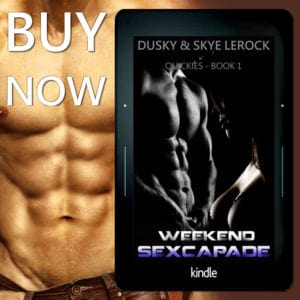 What Naughty Book Are You Reading Tonight? WEEKEND SEXCAPADE - a Short erotic story